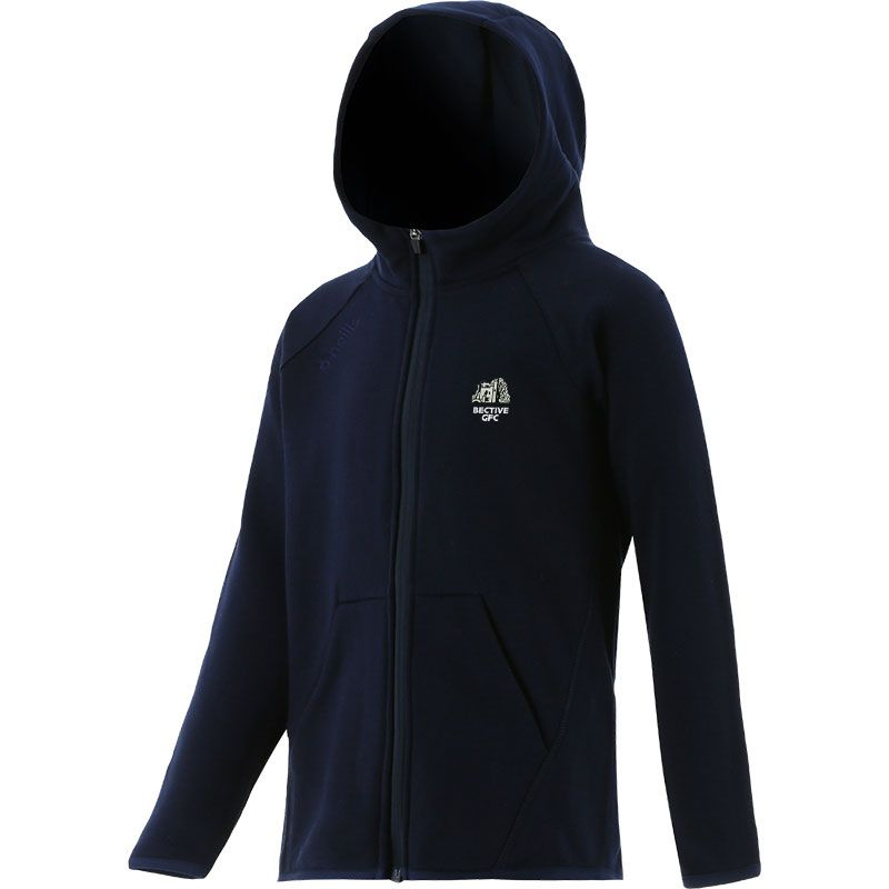 Bective GFC Kids' Henry Fleece Full Zip Hoodie