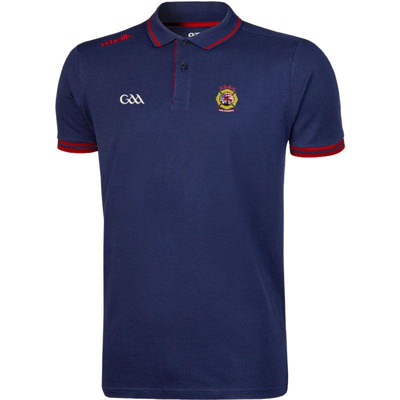 FDNY GAA Portugal Cotton Polo Shirt