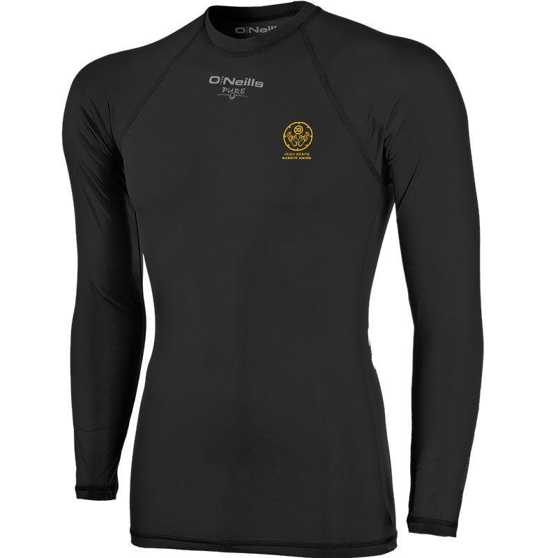 Irish Kenpo Karate Union Pure Baselayer Long Sleeve Top