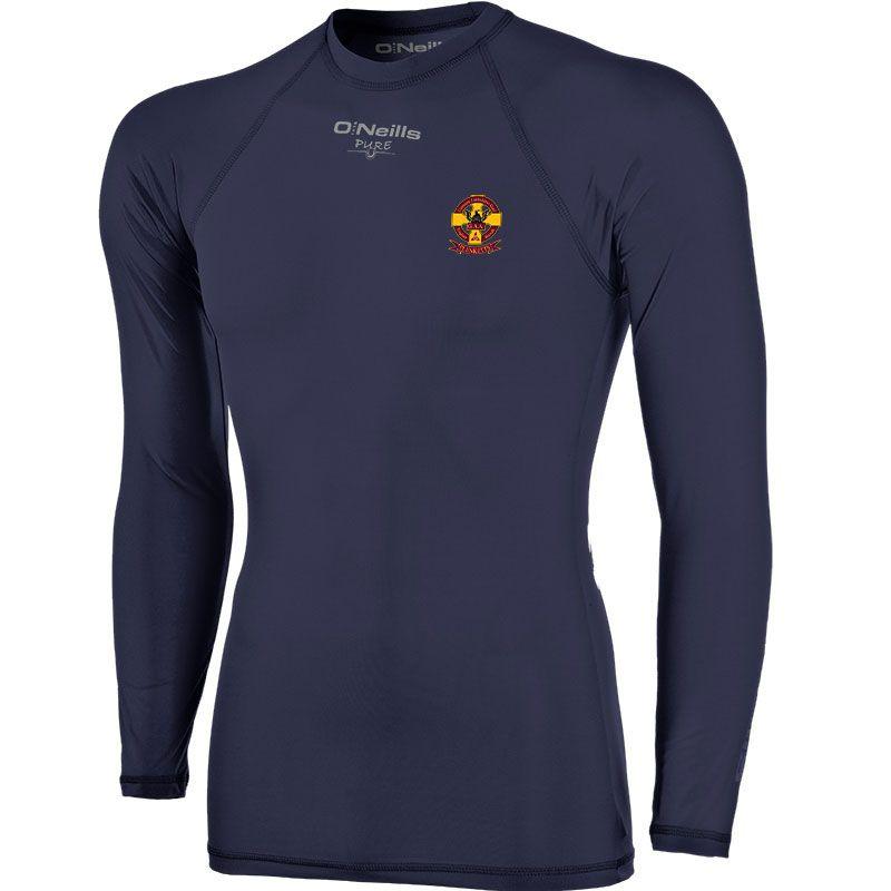 St Oliver Plunkett Eoghan Ruadh GAA Club Pure Baselayer Long Sleeve Top