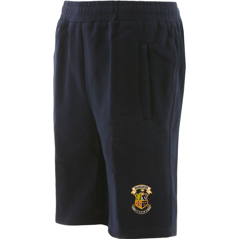 Karate Ireland ONAKAI Kids' Benson Fleece Shorts