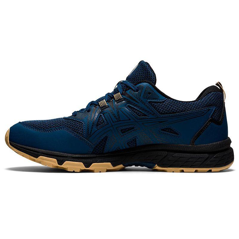 ASICS Men's Gel-Venture™ 8 Running Shoes Mako Blue / Black