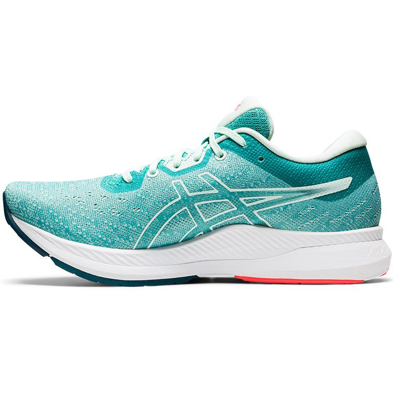 ASICS Women's EvoRide Running Shoes Techno Cyan / Bio Mint