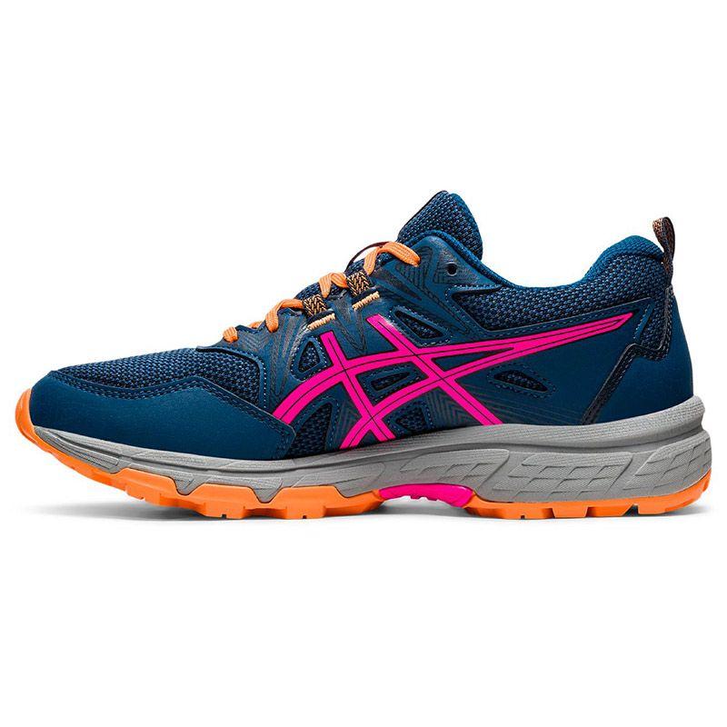 ASICS Women's Gel-Venture™ 8 Running Shoes Mako Blue / Pink Glo