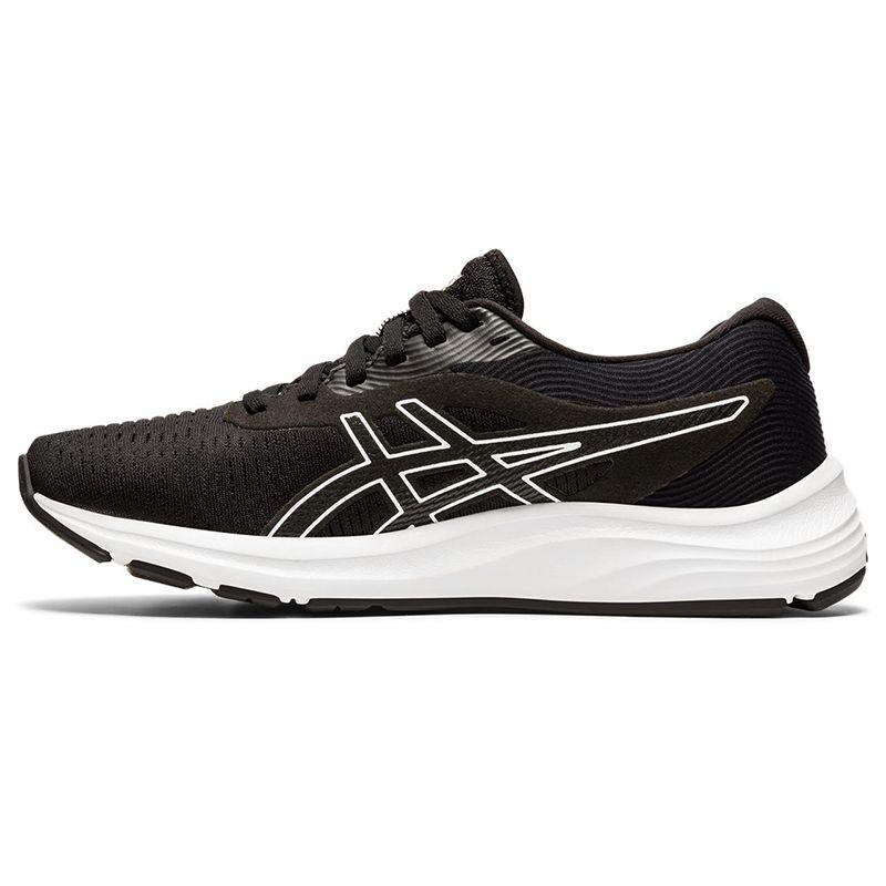 ASICS Women's Gel-Pulse 12 Running Shoes Black / White