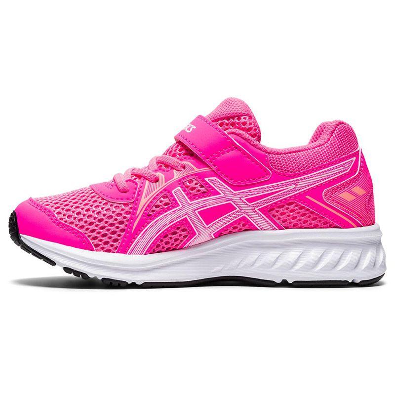 ASICS Kids' Jolt™ 2 PS Running Shoes Hot Pink / White