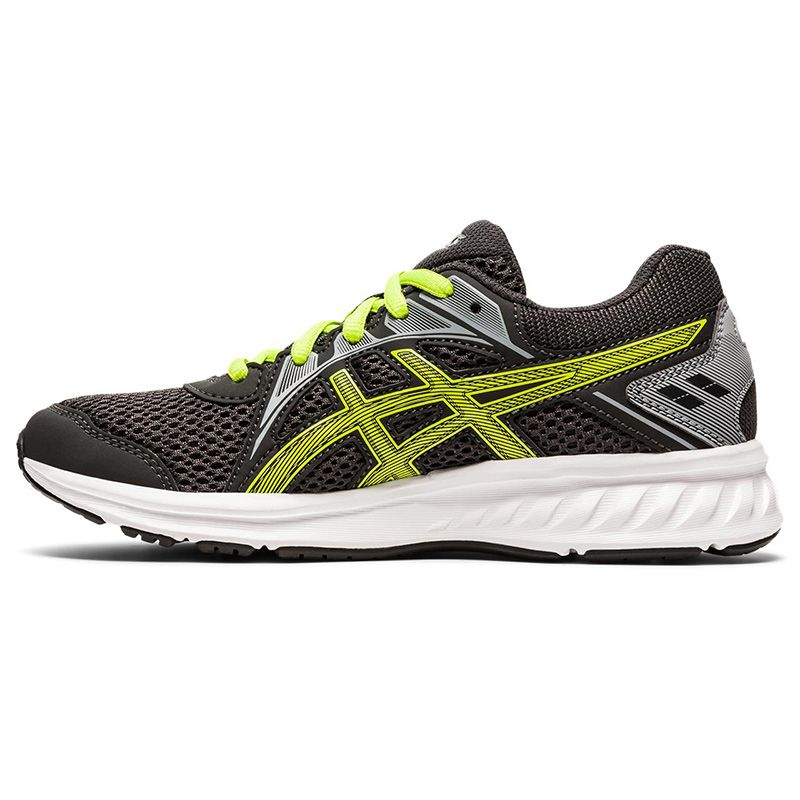ASICS Kids' Jolt™ 2 GS Running Shoes Graphite Grey / Lime Zest
