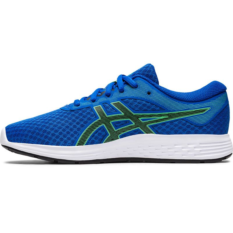 ASICS Kids' Patriot™ 11 GS Running Shoes Tuna Blue / Black