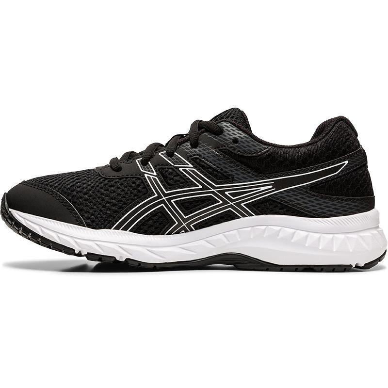 ASICS Kids' Gel-Contend™ 6 GS Running Shoes Black / White