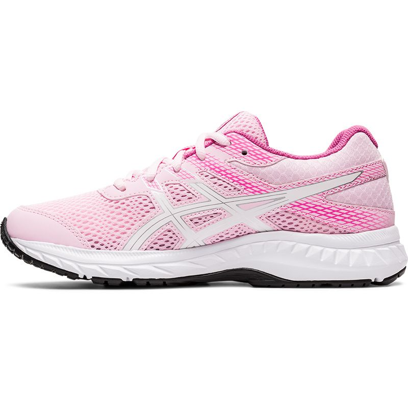 ASICS Kids' Gel-Contend™ 6 PS Running Shoes Cotton Candy / White
