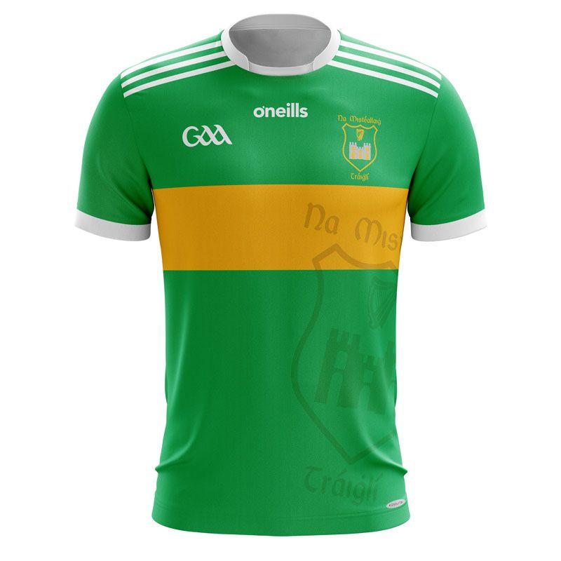 John Mitchels GAA Kerry Women's Fit Jersey