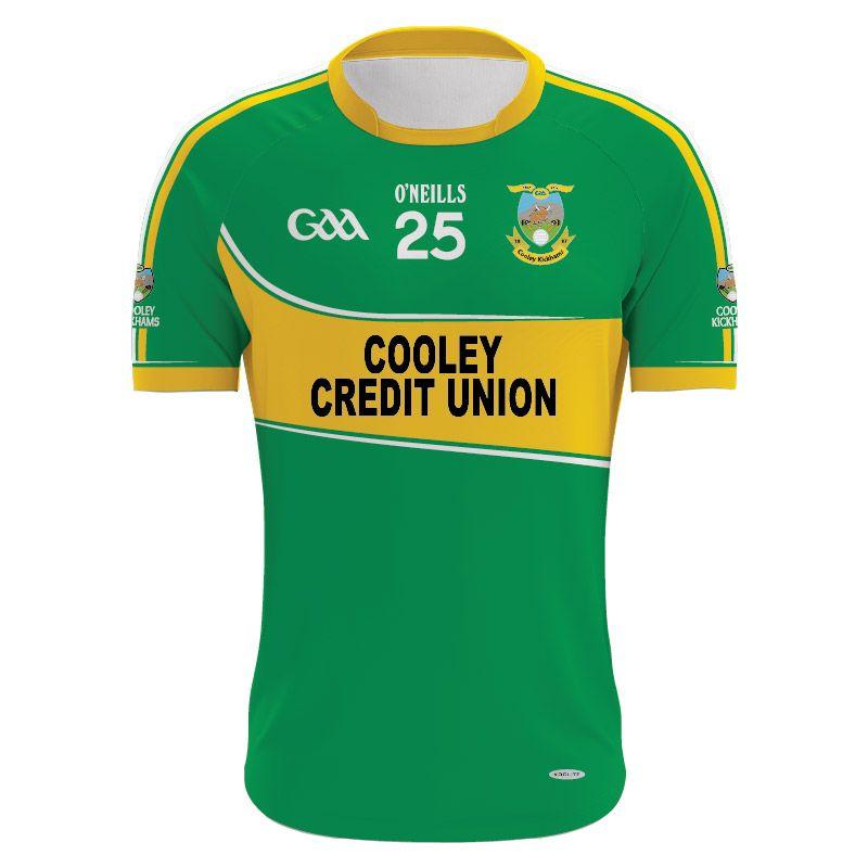 Cooley Kickhams GAA Jersey