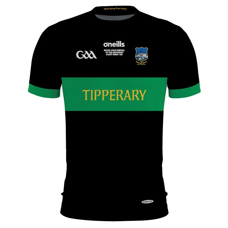 Tipperary New York Michael Hogan Commemorative Jersey (Keepers)
