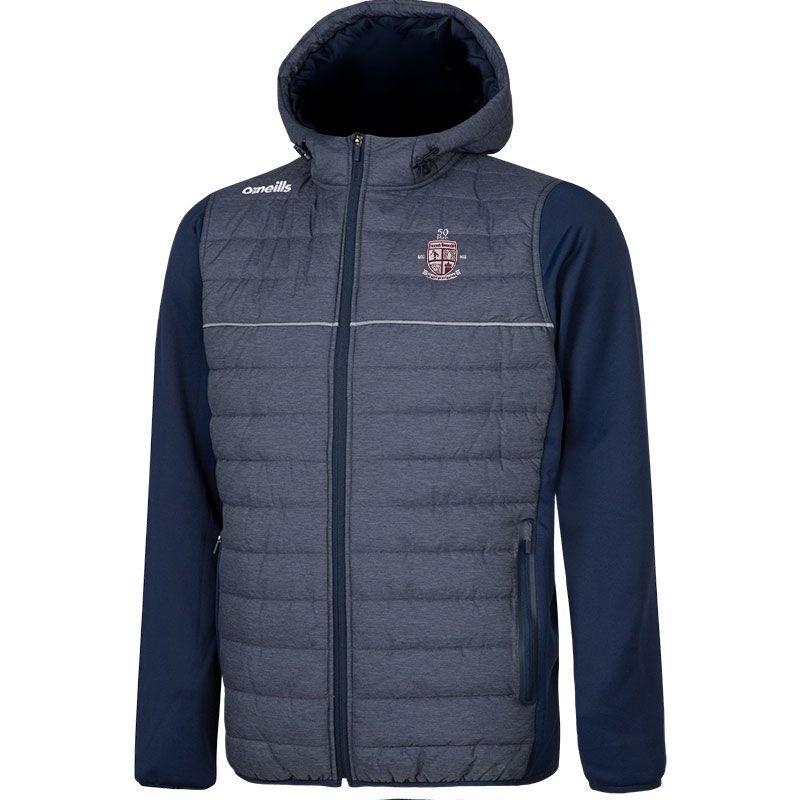 St Breckan's GAA Harrison Lightweight Padded Jacket