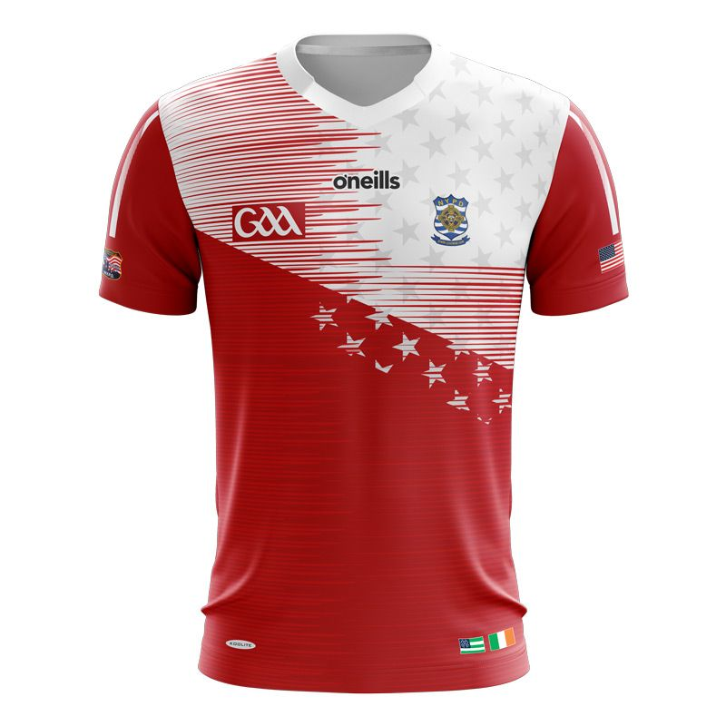 NYPD GAA Player Fit Jersey - Cork