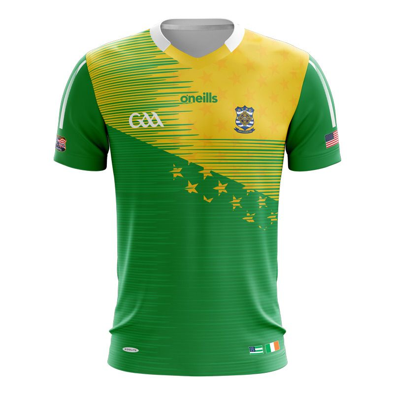 NYPD GAA Player Fit Jersey - Kerry
