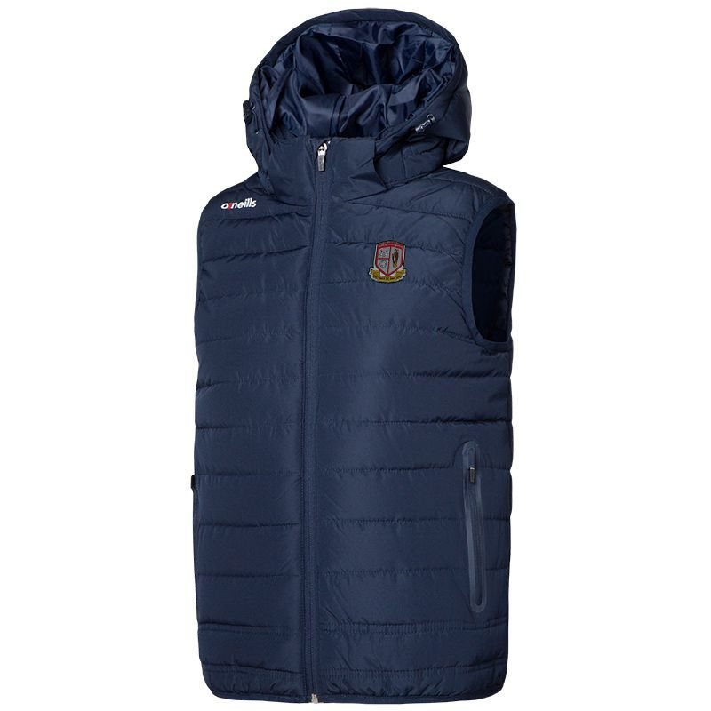 St Pats Palmerstown Women's Solar Hooded Gilet
