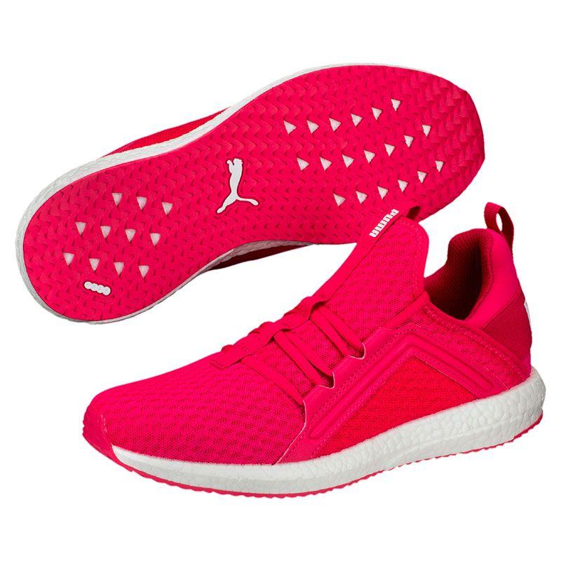 Puma Women's NGRY Sports Shoe Love Potion / White