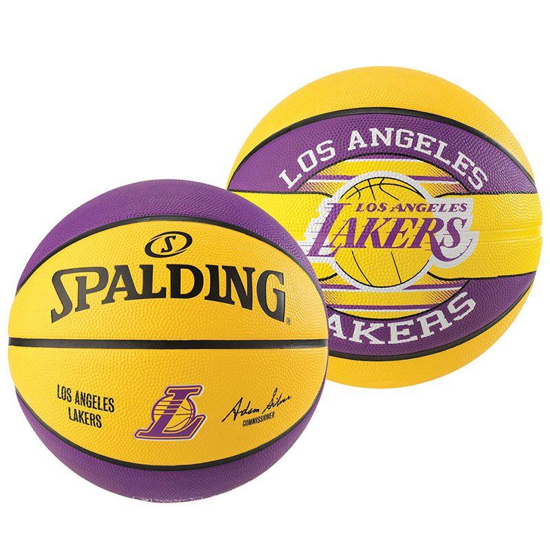 Spalding LA Lakers Basketball