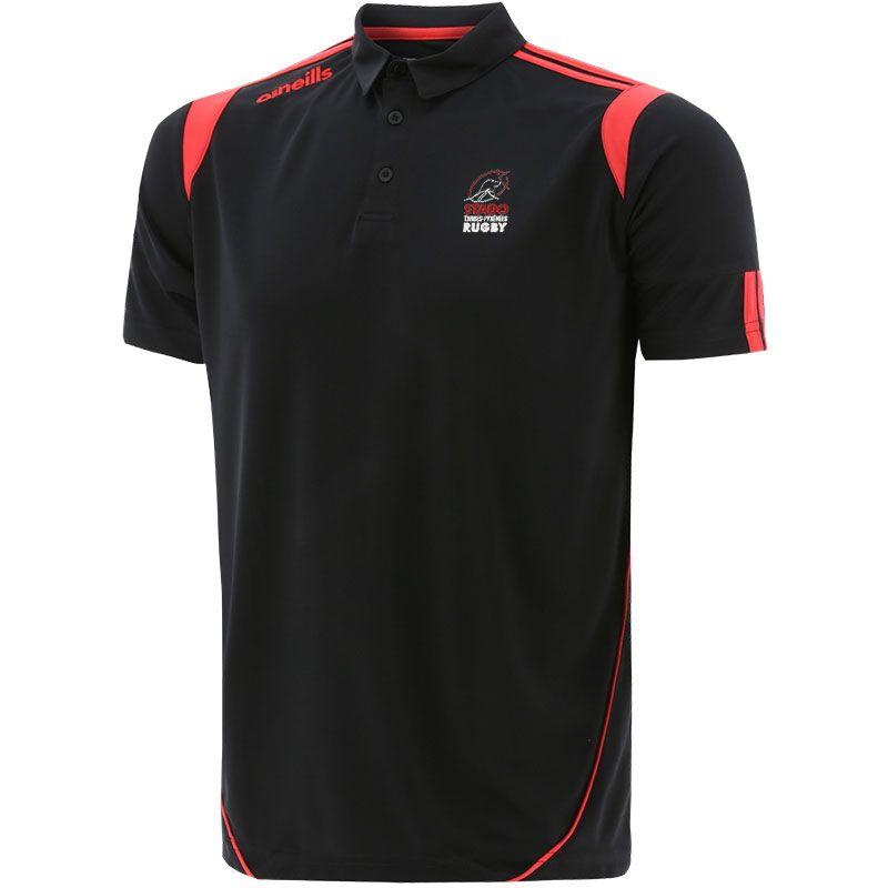 Stado Tarbes Pyrénees Rugby Loxton Polo Shirt