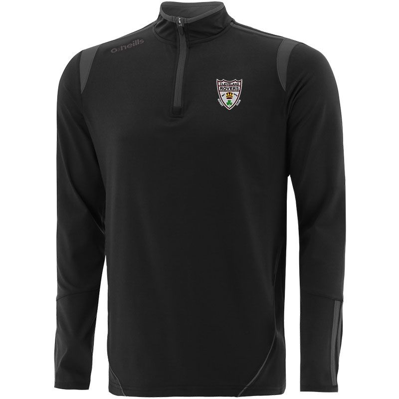 Cleveland Rovers RFC Loxton Brushed Half Zip Top