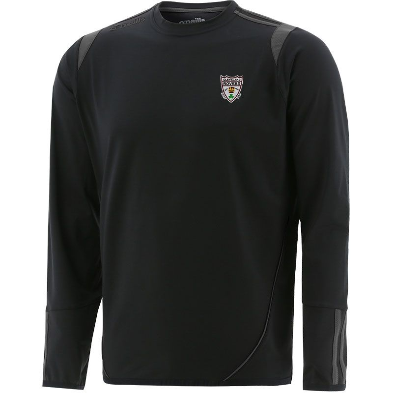 Cleveland Rovers RFC Kids' Loxton Brushed Crew Neck Top