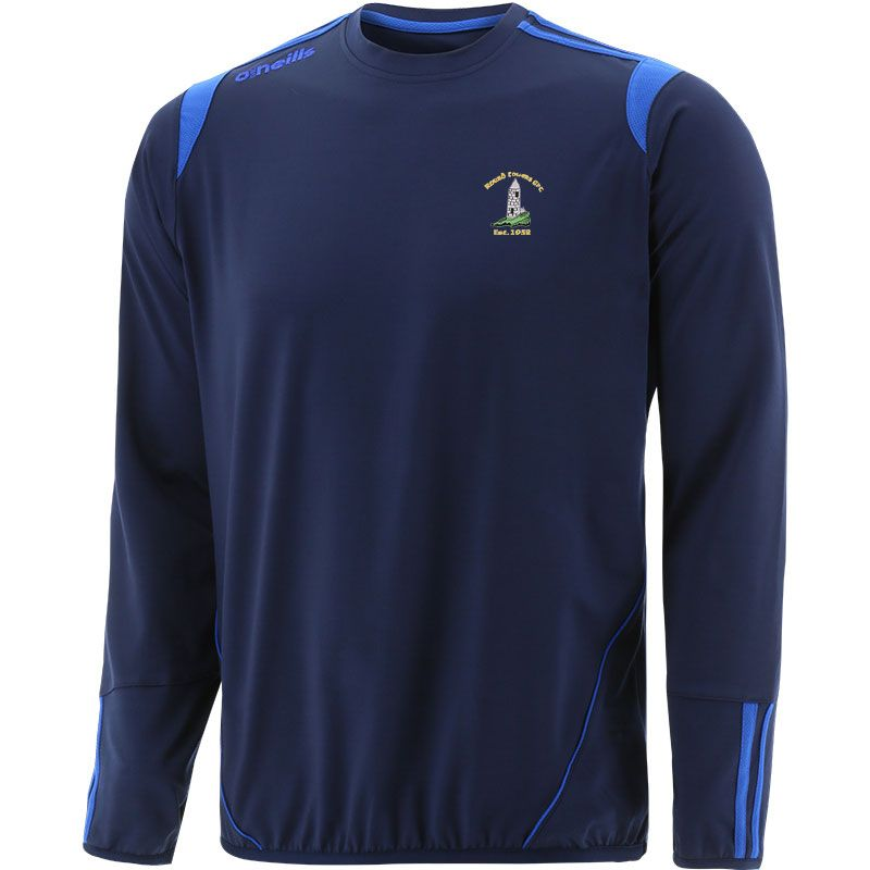 Round Towers GAA Kids' Loxton Brushed Crew Neck Top