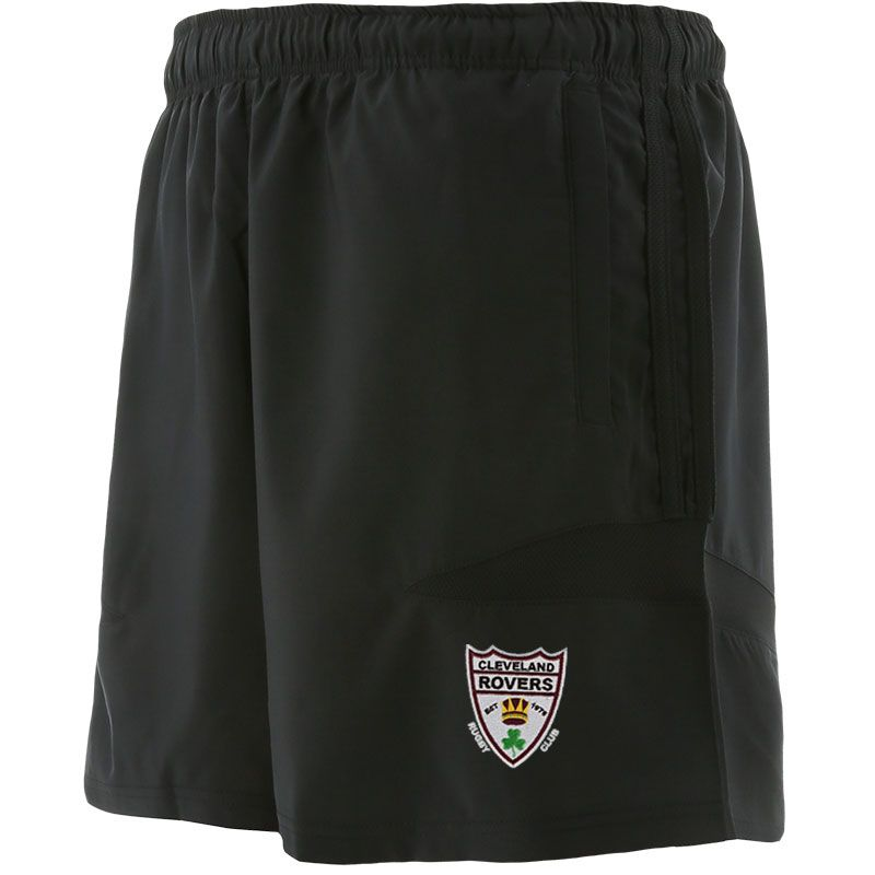 Cleveland Rovers RFC Kids' Loxton Woven Leisure Shorts