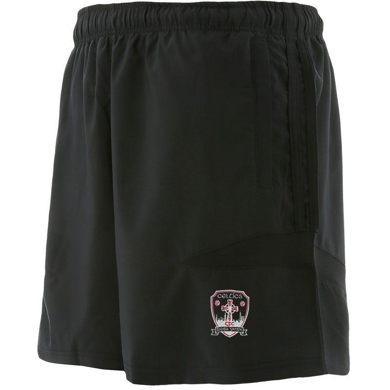 New York Celtics Kids' Loxton Woven Leisure Shorts