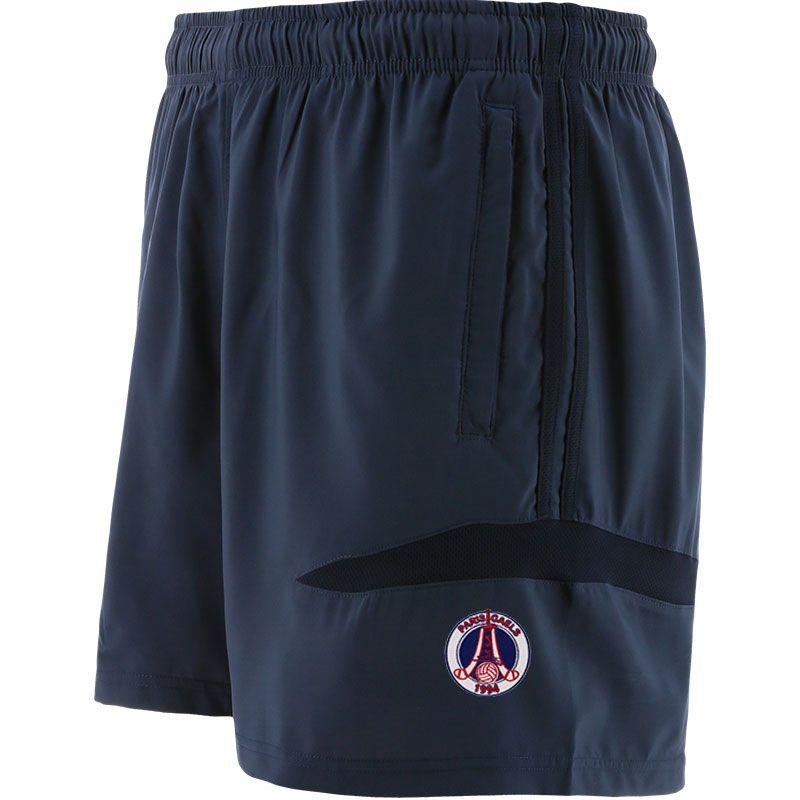 Paris Gaels GAA Kids' Loxton Woven Leisure Shorts