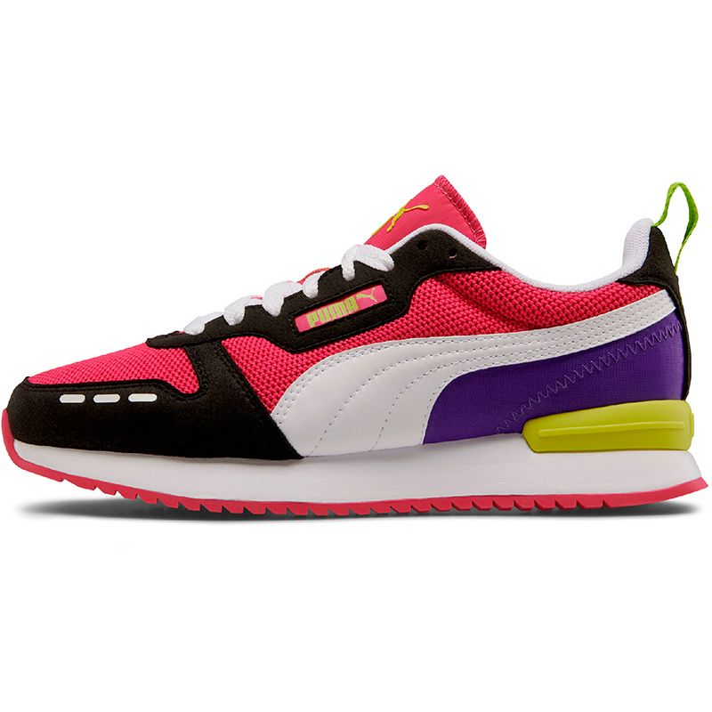Puma Women's R78 Trainers Beetroot Purple / Black