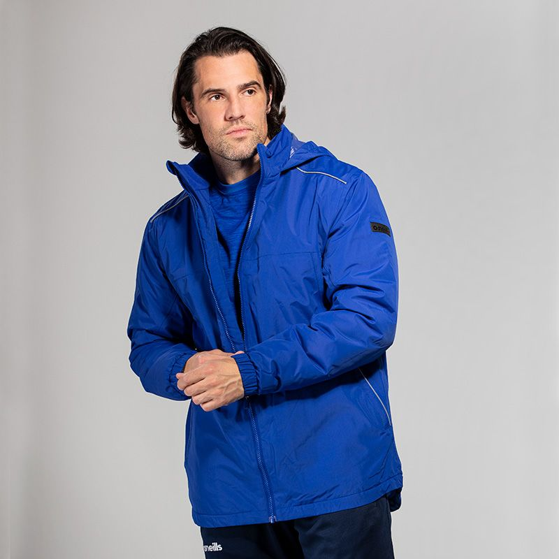 Men's Sloan Fleece Lined Full Zip Jacket Royal