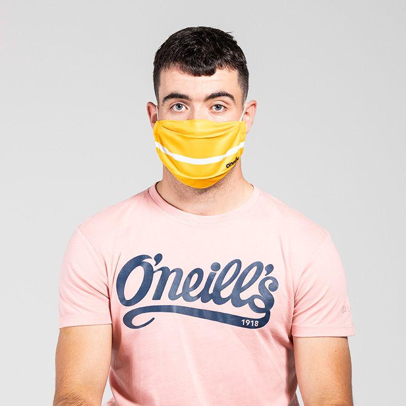 Reusable Face Mask Amber / White