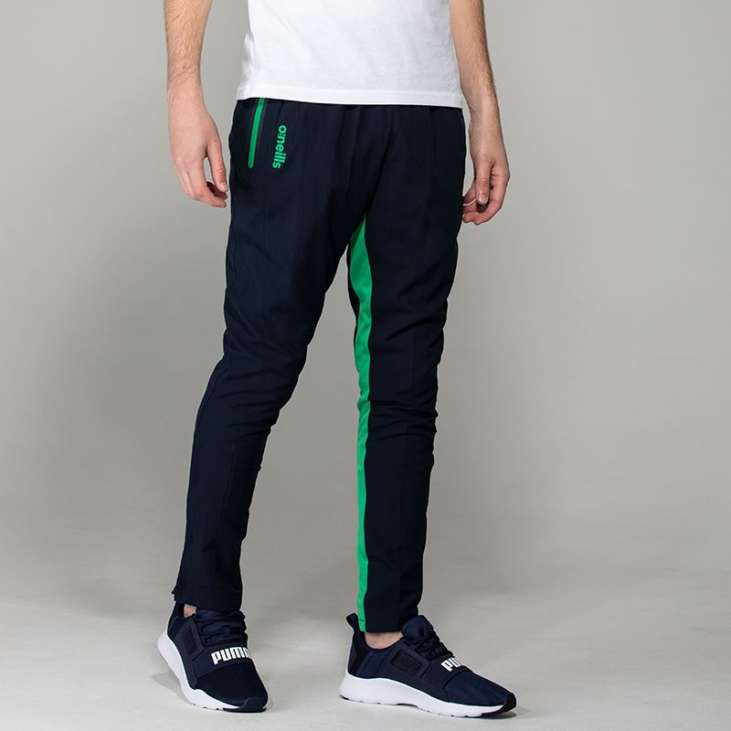 Men's Philly Woven Bottoms Marine / Green / Amber