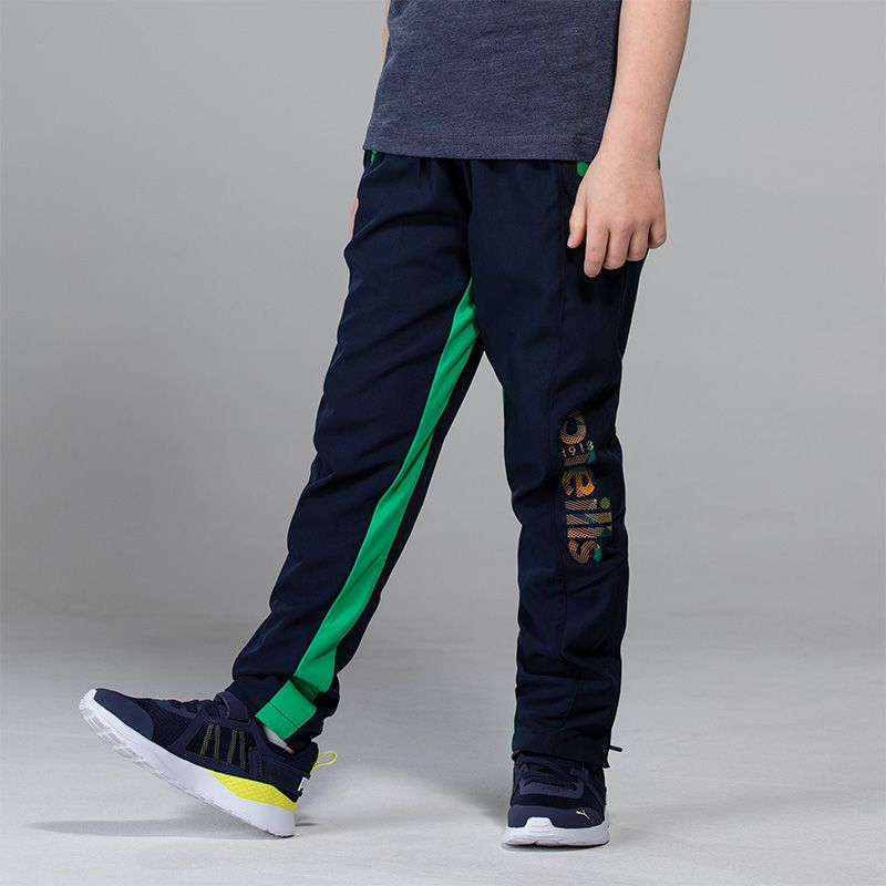 Kids' Philly Woven Bottoms Marine / Green / Amber