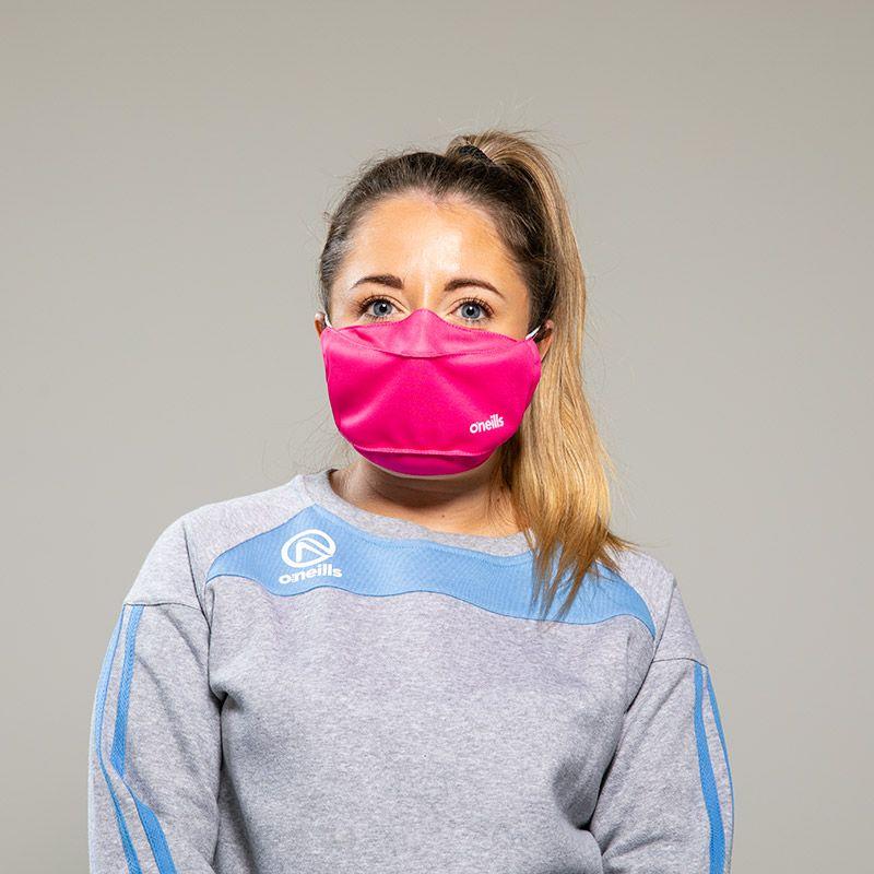 Reusable Face Mask Pink