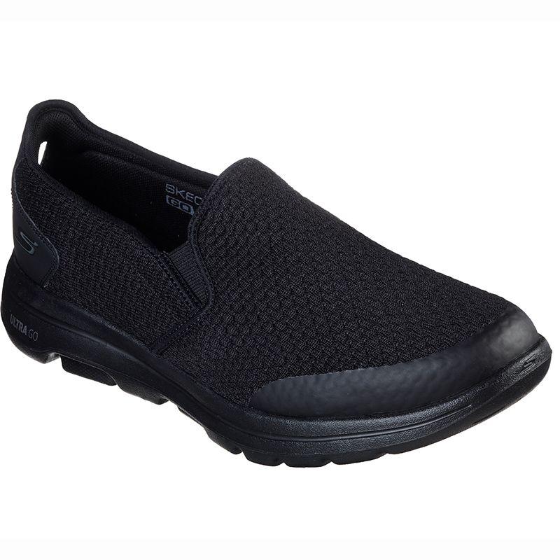 Skechers Men's GOwalk 5™ - Apprize Slip on Trainers Black