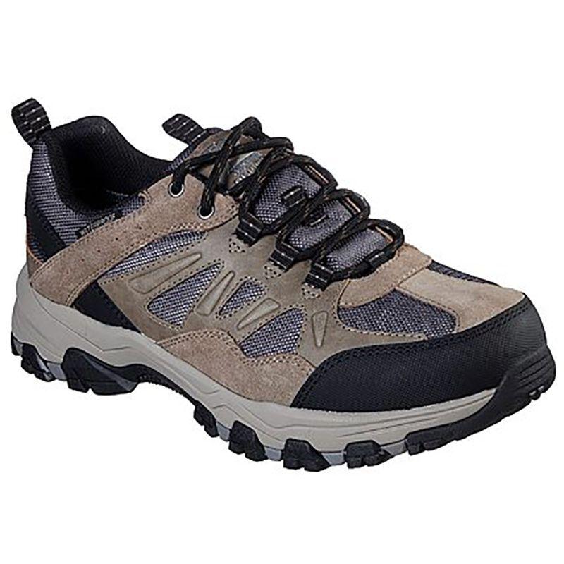 Skechers Men's Relaxed Fit®: Selmen Enago Trail Shoes Tan