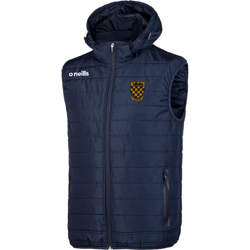AFC Walcountians Kids' Solar Hooded Gilet