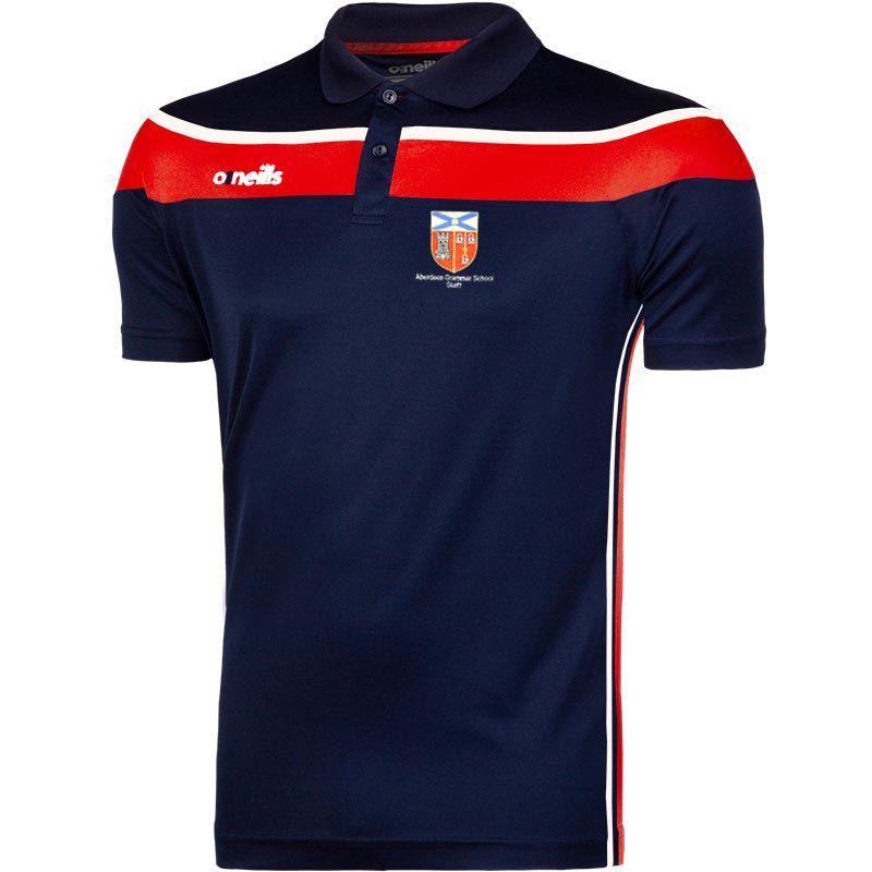 Aberdeen Grammar School Staff Auckland Polo Shirt Kids