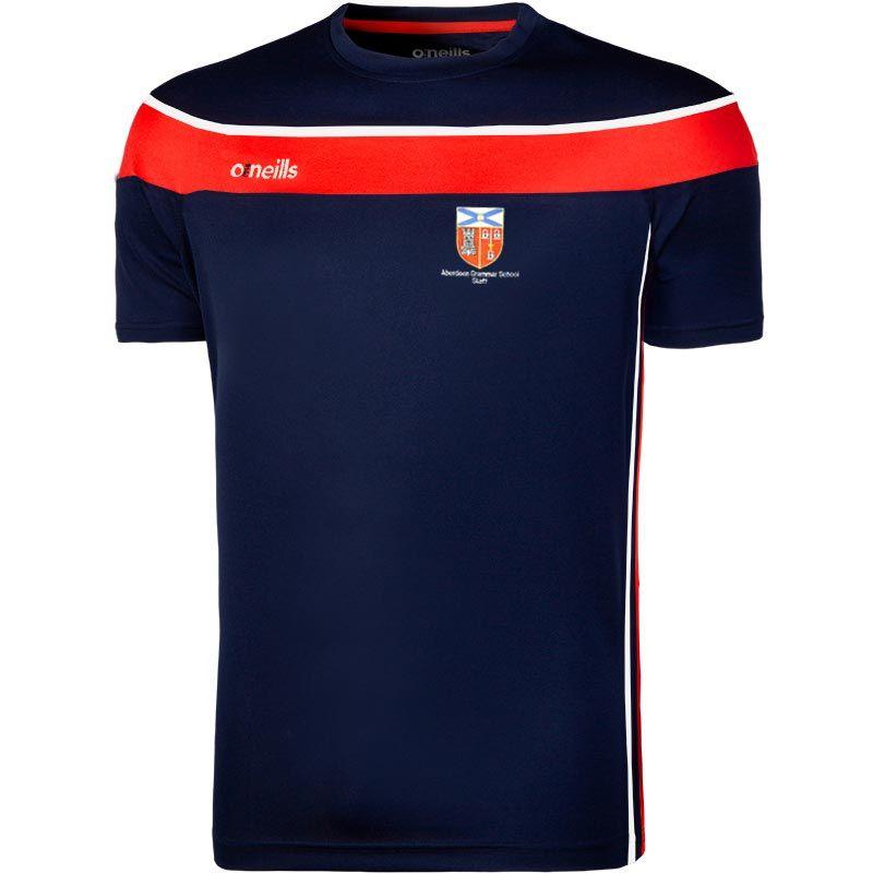 Aberdeen Grammar School Staff Auckland T-Shirt