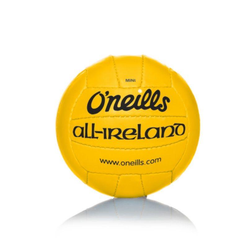Mini All Ireland Football (Yellow)