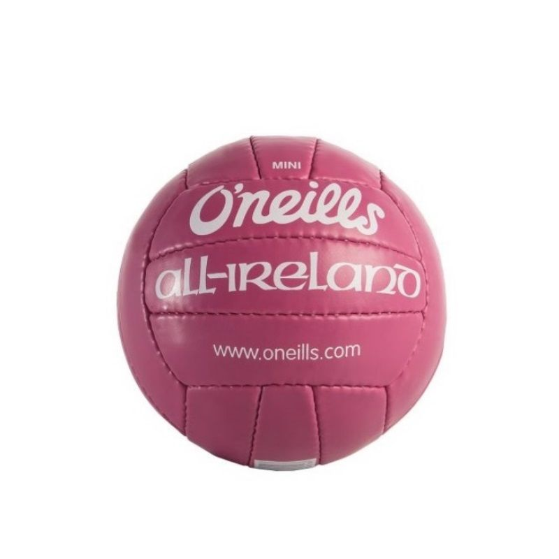 Mini All Ireland Football (Pink)