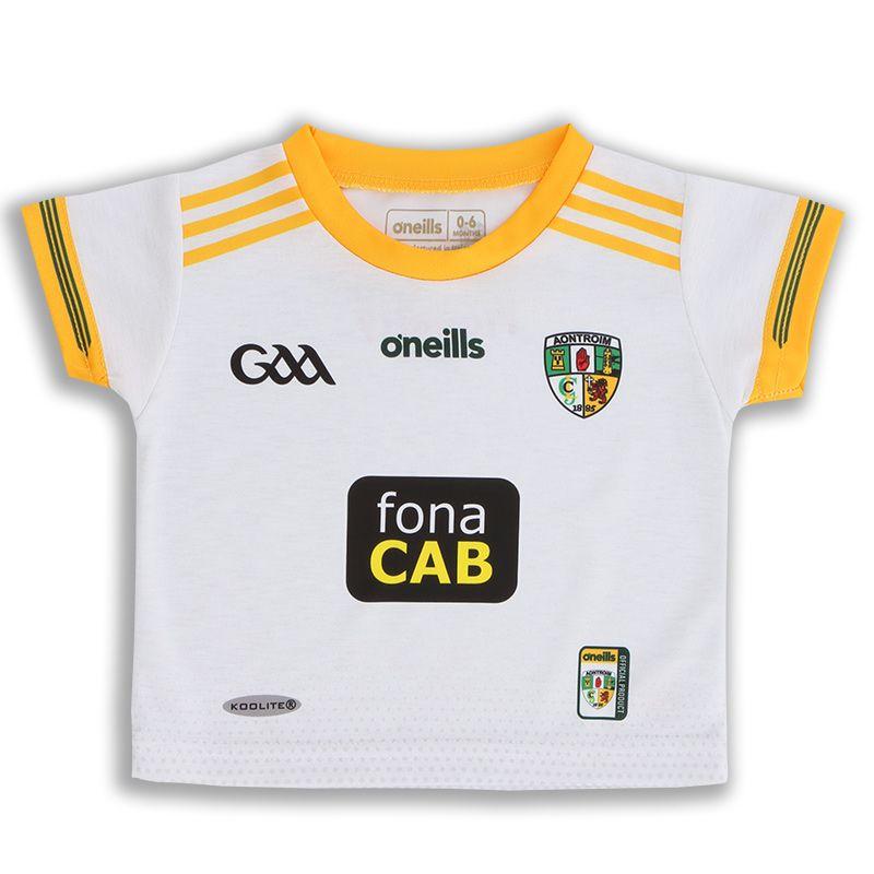 Antrim GAA Baby Goalkeeper Alternative Jersey 2021/22