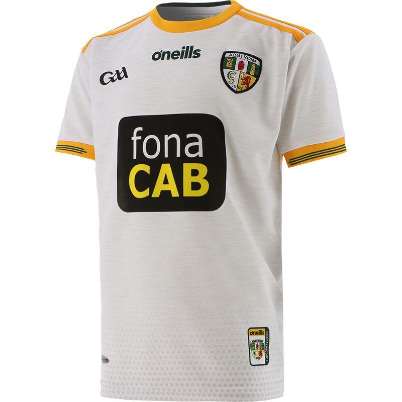 Antrim GAA Kids' Goalkeeper Alternative Jersey 2021/22