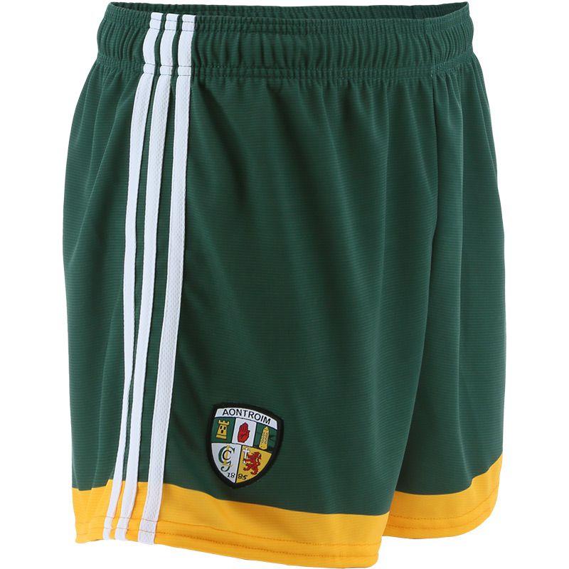 Antrim GAA Kids' Away Shorts