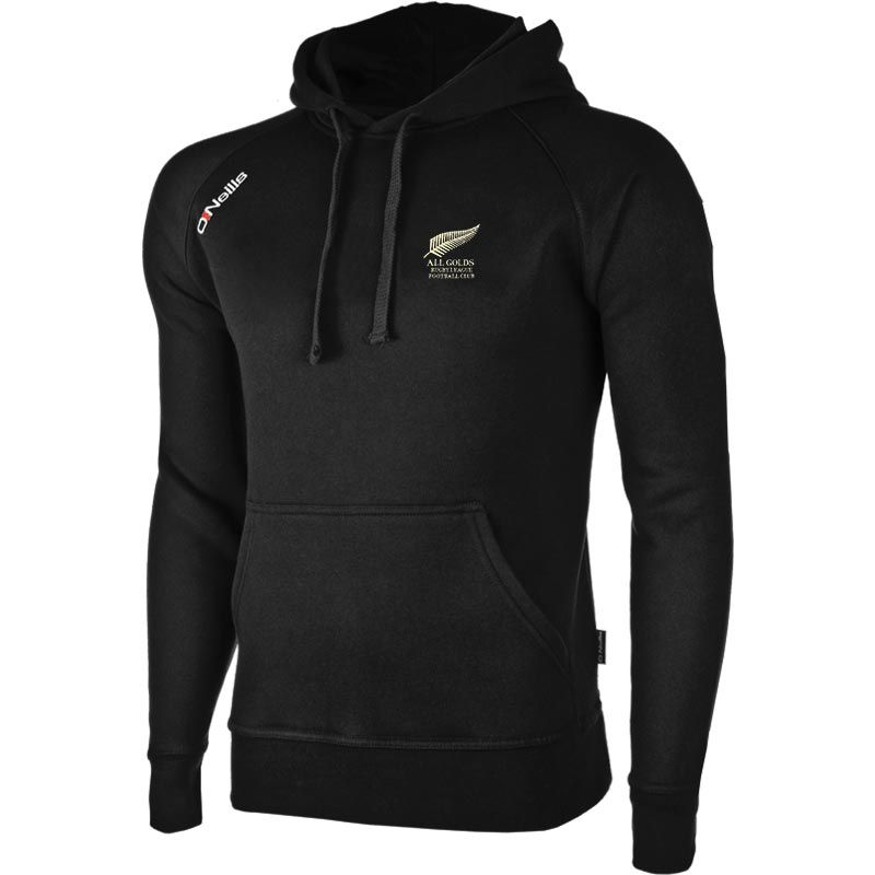 All Golds RLFC Arena Hooded Top Kids