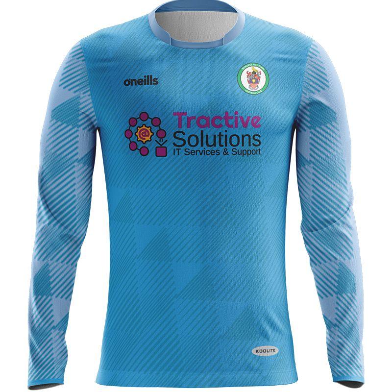 Burgess Hill Town FC Kids' 20/21 Away Goalkeeper Jersey