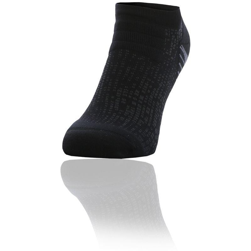 ASICS Men's Ultra Comfort Running Ankle Sock Black