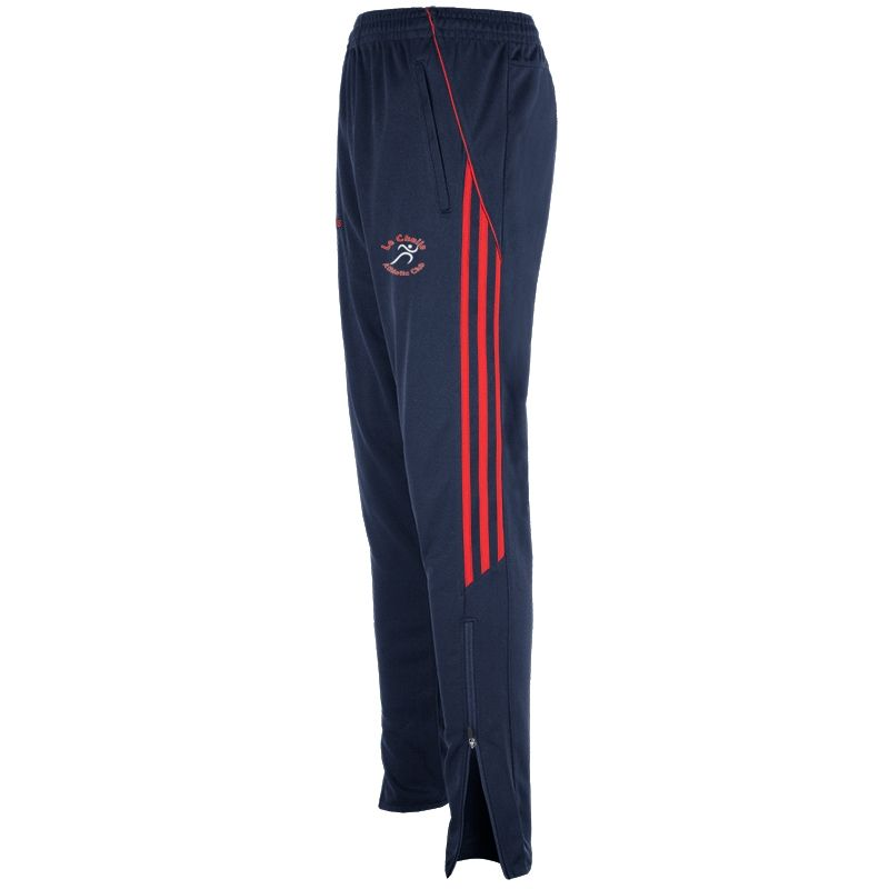 Le Cheile Aston 3s Squad Skinny Pant (Marine/Red)